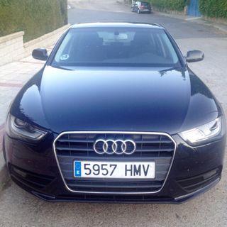 Audi A4 En perfecto estado. Precio NO NEGOCIABLE!