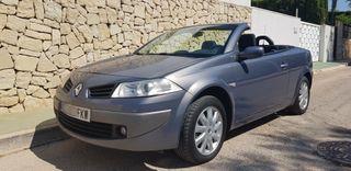 Renault Megane Cabrio 1.6i año 2007 solo 103.000km