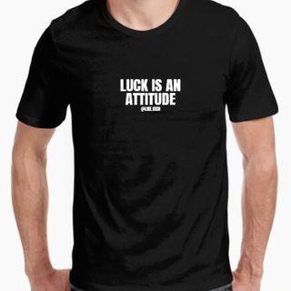 Camiseta Motivación Mente Exitosa T-Shirt Hombre