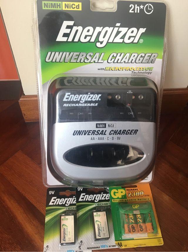 Cargador Energizer