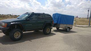 Jeep Grand Cherokee ZJ preparado y homologado