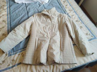 abrigo, chaqueta, anorak, Plumas..