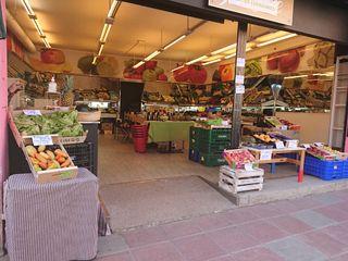 Traspaso Fruteria/tienda alimentación Sant Celoni