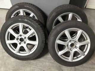 Llantas para MB con neumáticos Hankook