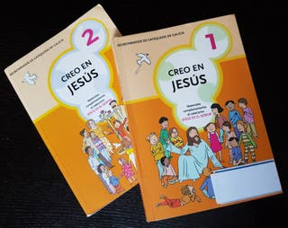 LIBROS DE CATEQUESIS