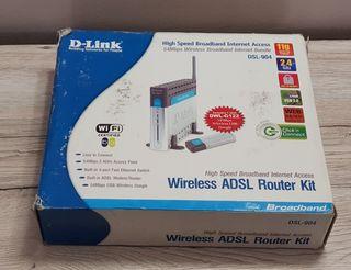 Router D-link DSL 904
