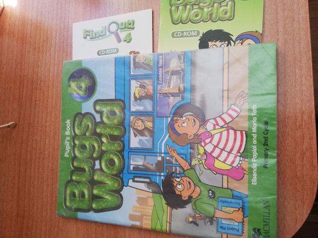 Libro ingles cuarto primaria de segunda mano por 8 € en Guadalajara ...