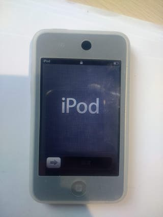 iPod touch 64 GB con funda y cable