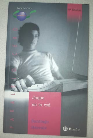 "NOVELA ""JAQUE EN LA RED"""