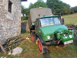 Unimog 4x4 406 diesel