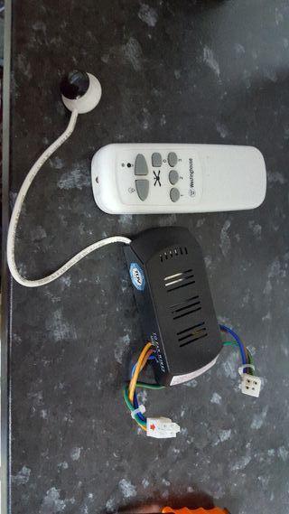 mando +sensor ventilador westinghouse