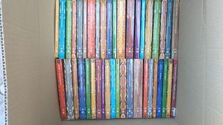 Colección 90 novelas
