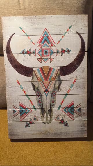 Cuadro bufalo