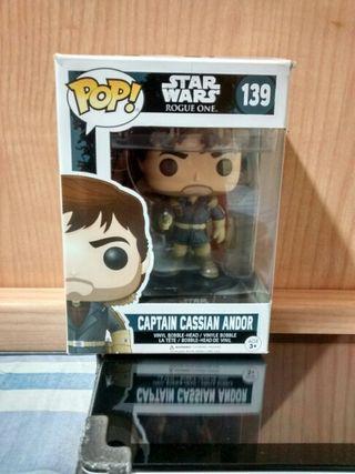 Figura Funko pop Cassian Andor Star Wars