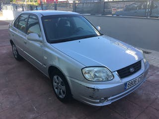 Hyundai Accent 2004 1.5 crdi 85 cv