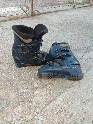 botas de esquíar