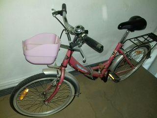 Bicicleta BH 20 plg. niña