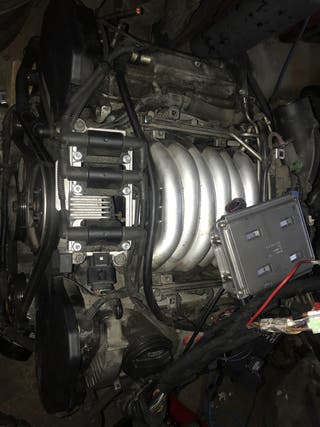 Motor audi 170cv BDV 2.4 v6