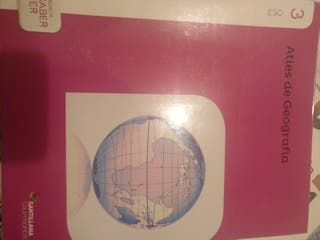 Atlas de Geografia 1 de bachillerato