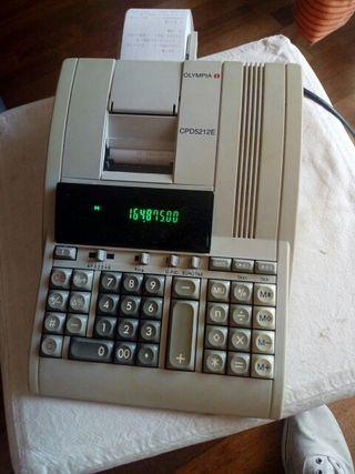calculadora OLYMPIA CPD5212E