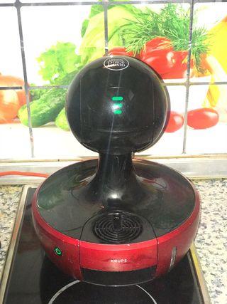 Cafetera dolce gusto drop automática táctil