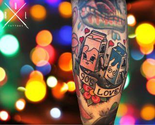 Arte y tatuajes