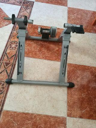 rodillo bicicleta + rueda