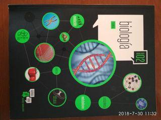 Libro de Biologia 2 Bachiller con su cuadernillo