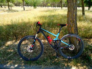 bicicleta bh linx
