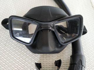 Máscara y tubo apnea