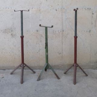 Caballets de ferro (3 uts)