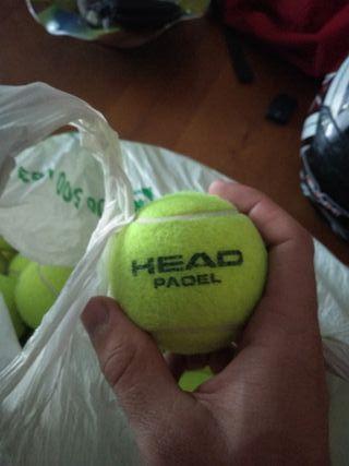 Pelotas de Padel 40 pelotas