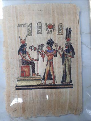 Papiros Egipcios Auténticos