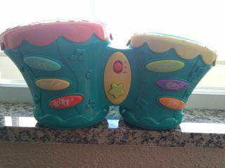 tambor bongó