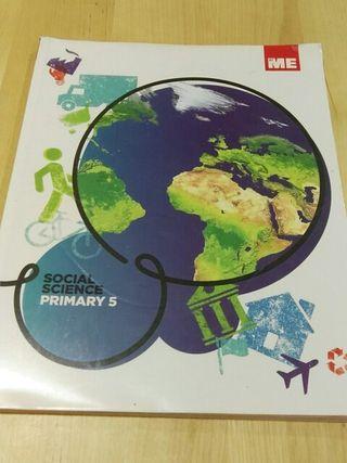 libro Social Science quinto Macmillan