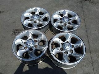 4 llantas de aluminio para hyundai 16 pulgadas