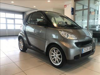 SMART Fortwo Coupé 45 mhd Pure Aut.