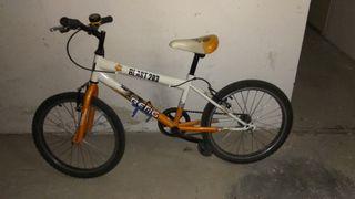 Bicicleta niño/a.