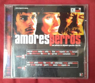 CD BSO Amores perros