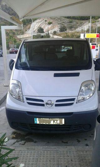 Nissan Primastar 2008