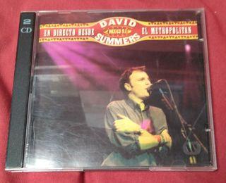 CD David Summers