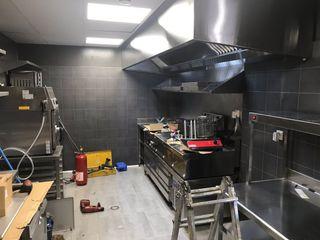 maquinaria restaurante