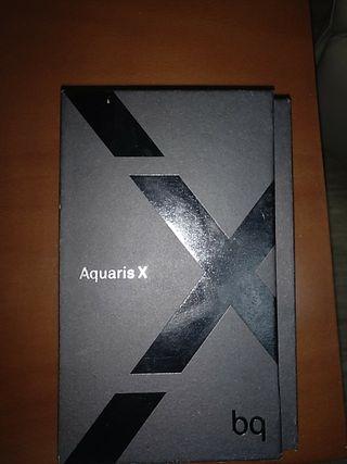 caja bq aquaris X