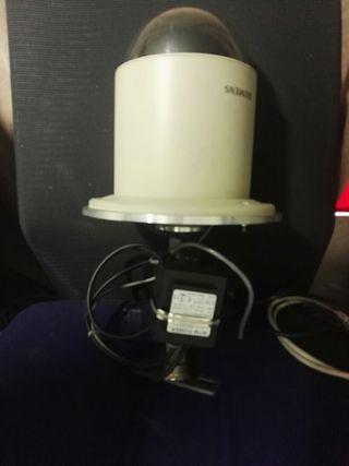 Camara domo de vigilancia Siemens