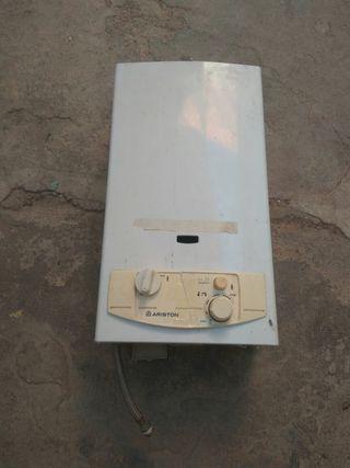 calentador de gaz