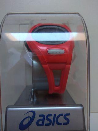 Reloj ASICS Rojo nuevo a estrenar
