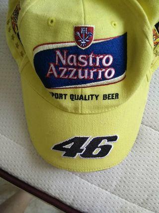 gorra valentino Rossi
