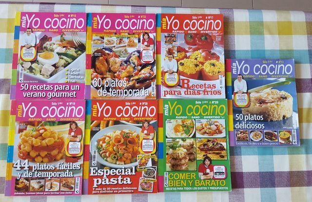 Revistas Cocina 7 De Segunda Mano Por 3 En Mostoles En Wallapop