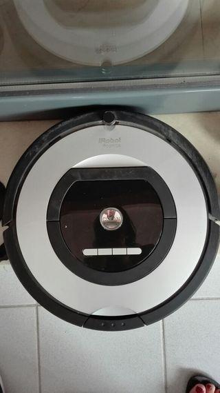 iRobot Roomba suelo 775. Cepillos y bateria NUEVOS
