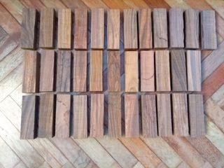 Madera de Ironwood 115x37x20mm